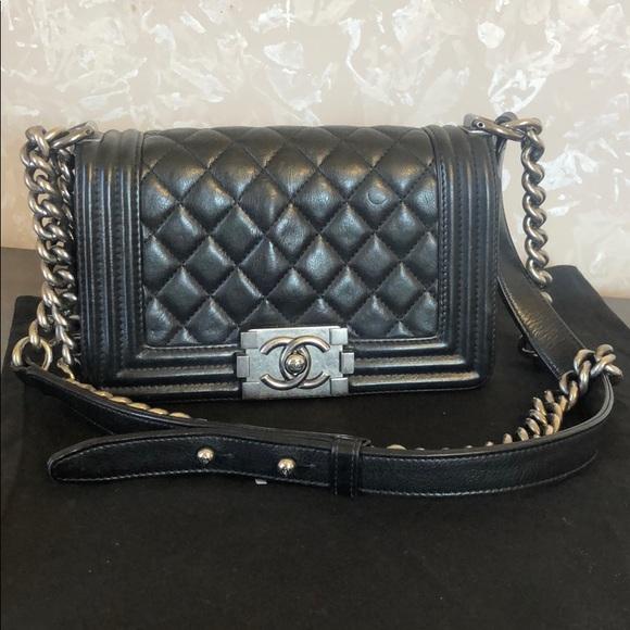 d38598e99ac7 CHANEL Bags | Gorgeous Small Boyfinal Price | Poshmark